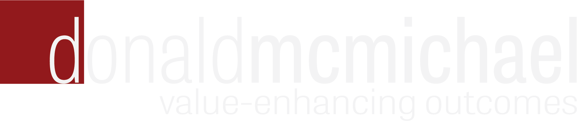 donald mcmichael